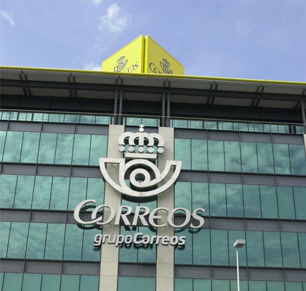 Correos for Oficinas gas natural madrid